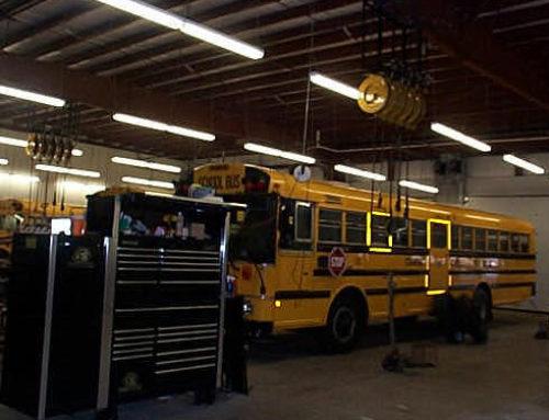 Bus Facility School District #200 – Woodstock, IL
